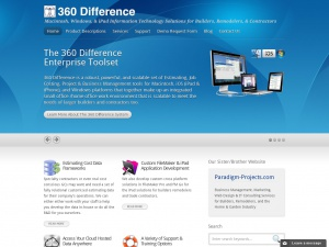360 Difference Software for Mac Windows & iOS