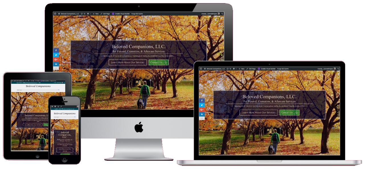 Web Design Avon Ct